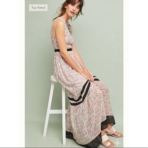 Anthropologie Parida Floral Maxi Dress 6